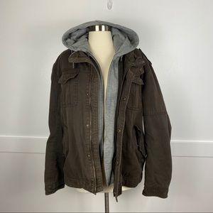 Levi's | Men's four pocket jacket size large